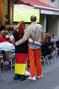 Filos Restaurant Köln - Fußball gucken