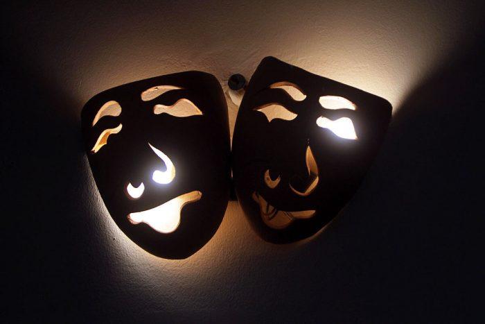 Filos Restaurant Köln - Masken